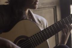 Karla - guitar and ukulele