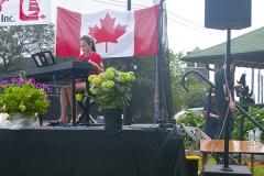 Dea on Canada Day